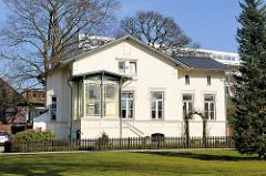Wohnhaus im Klosterhof in Itzehoe