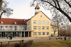 Schulgebäude Goethe Gymnasium, Hansestadt Demmin.