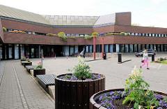 Standesamt Rendsburg und Büdelsdorf - Verwaltungsarchitektur der 1980er Jahre.