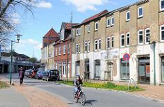 Ziegelgebäude, Gewerbearchitektur in Rendsburg.