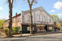 Kino Center Rendsburg - historische Gewerbeimmobilie / Industriearchitektur.