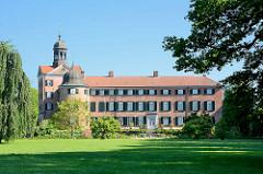 Schlossgarten - Eutiner Schloss.