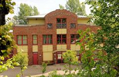 Gebäude der Feuerwehr in Plön.