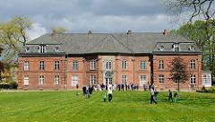 Prinzenhaus in Plön - früheres Gartenschlösschen im Park vom Plöner Schloss.