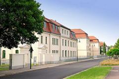 Ehem. Von Seeckt Kaserne in Magdeburg - jetz Sitz von Verwaltung.