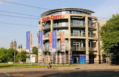 Gebäude Allee  Center Magdeburg - Einkaufszentrum, erbaut 1998.