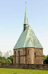 Magdalenenkapelle in Magdeburg - ursprünglich erbaut 1385.