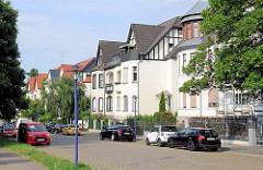 Stadtvilla / Wohnhäuser auf der grossen Werder.