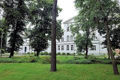 Verwaltungsgebäude in der Hansestadt Kyritz - Perleberger Strasse.