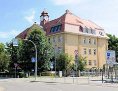 Gebäude Goethe Schule in Kyritz.