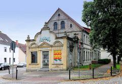 Alte Gebäude in Kyritz - Wilsnacker Strasse.