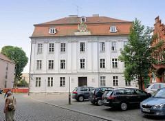 Standesamt Katharinenplatz in der Stadt Brandenburg a. d. Havel.