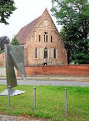 Petrikapelle / Kapelle St. Petri auf der Dominsel zu Brandenburg an der Havel.