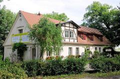 Schlossschänke am Plauer Schloss - Restaurant + Cafe an der Havel / Brandenburg a. d. Havel.