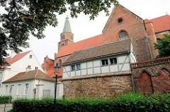 Brandenburger Dom  - Baubeginn 1165.