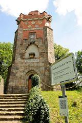 Bismarckturm in Pritzwalk - 1905 als Aussichtsturm errichtet.