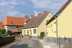 Wohnhäuser, Doppelhäuser - Kirchmöser, Brandenburg an der Havel.