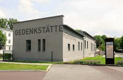 Gedenkstätte für die Opfer der Euthanasie-Morde in Brandenburg an der Havel.
