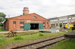 Industriegebiet Kirchmöser, Brandenburg an der Havel.