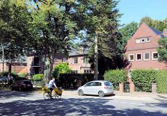 Stadtvilla / Backsteinvillen in Hamburg Alsterdorf - Bebelallee.