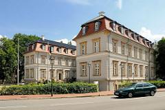 Neues Schloss von Neustadt-Glewe - Baubeginn 1618/19, fertig gestellt 1717.