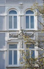 Fassadendekor - Wohngebäude.