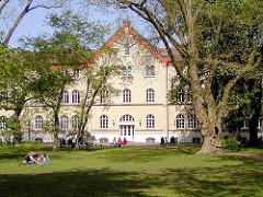Altes Altonaer Krankenhaus - ehem. Allgemeine Krankenhaus Altona.