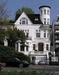 Historische Villa in HH-Winterhude - Stadtvilla in der Bellevue.
