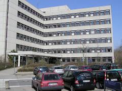 Neubau Klinikum Nord Hamburg Ochsenzoll / Langenhorn.