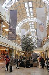 Hamburger Einkaufszentren - Shopping in Hamburg - Alstertaler Einkaufs Zentrum AEZ