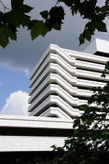 Architektur Hamburgs - Bürogebäude in der City Nord.