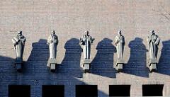 Hamburg-Architektur, Bilder der Kirchen - Bugenhagenkirche Barmbek Süd.