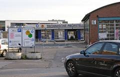 Fotos aus Hamburg Hammerbrook - TÜV Gelände Suederstrasse.