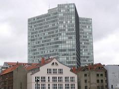 Hamburger Gängeviertel - ehem. Unileverhaus - Architektur der Hansestadt.