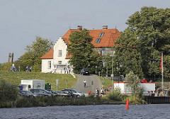 Hamburger Ausflugsziel Zollenspieker Fährhaus Vierlande