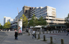 ehem. Einkaufszentrum Frappant in der Grossen Bergstrasse, Altona Altstadt.