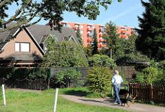 Bilder aus den Hamburger Stadtteilen - Fotos aus Hamburg Iserbrook.