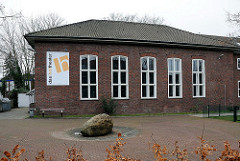 Kleines Hoftheater Hamburg Horn, bei der Martinskirche.