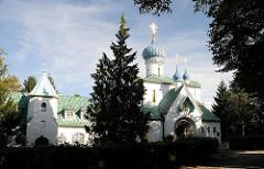 Russisch Orthodoxe Prokopkirche in Hamburg Stellingen