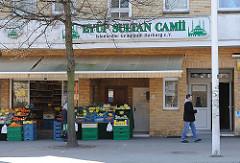 Bilder aus Hamburg Harburg - Eyüp Sultan Camii.