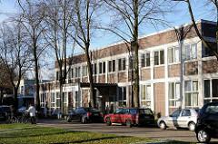 Altona-Nord, Arbeitsamt - Gustv Oelsner Architektur Altonas