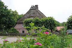 Historischer Dorfkern - Bilder aus dem Hamburger Stadtteil Marmstorf - Bezirk Hamburg Harburg.
