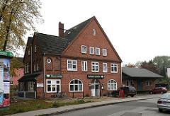 Bilder Eidelstedt - Alter AKN Bahnhof.
