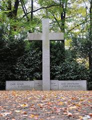 Eidelstedter Friedhof Mahnmal.