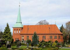 Ev. - Luth. St. Maria Magdalena Kirche - 17. Jhd. / 18 Jhd.