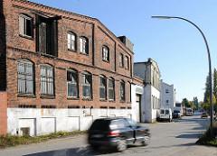 Gewerbegebiet in Billbrook - Gewerbeimmobilien - Billbrookdeich.