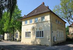 Achitekturgeschichte in Hamburg Altona - Sehenswerte Hamburger Architektur - Bilder aus dem Stadtteil Bahrenfeld.
