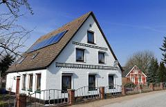 Wohnhaus in Hamburg Kirchwerder.