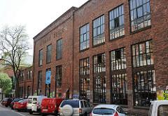 Bilder von Hamburg Ottensen - Zeisehallen in der Friedensalle - Stadtteilfotos aus Ottensen, Bezirk HH-Altona.