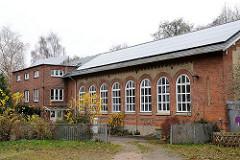 Groß Flottbeker Alte Schule, Turnhalle Roebbek